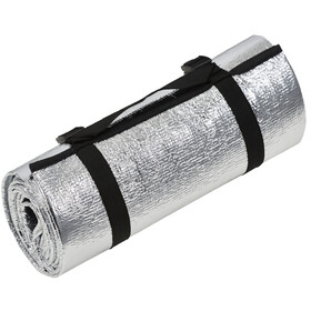CAMPZ Aluminium Mat Single silver